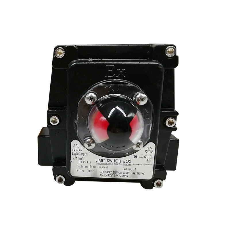 Explosion Proof Pneumatic System Components Pneumatic Actuator Limited Switch APL Series APL-410N